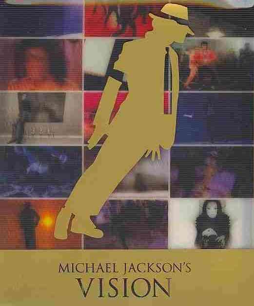 MICHAEL JACKSON'S VISION BY JACKSON,MICHAEL (DVD)